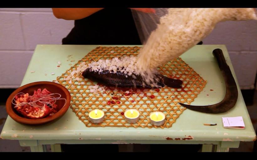 ritual (fish), 2012