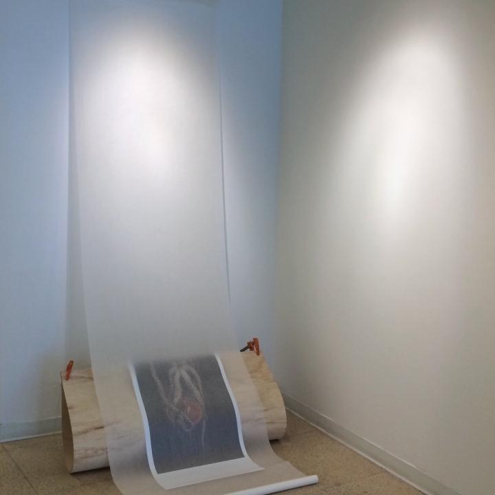 untitled sculpture